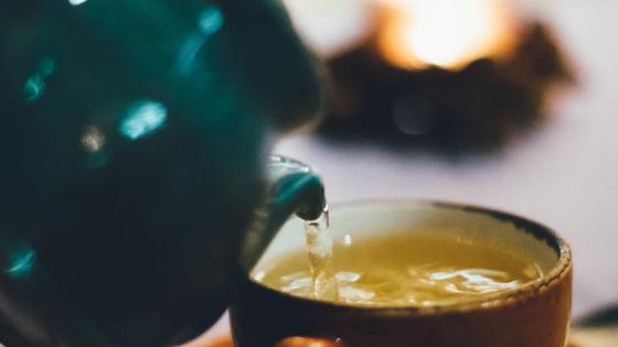 Waarom thee goed voor je is