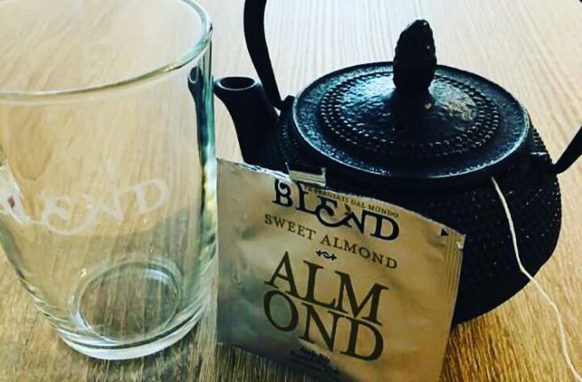 Sweet Almond blend tea